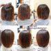 カラー毛癖毛のリケラ縮毛矯正